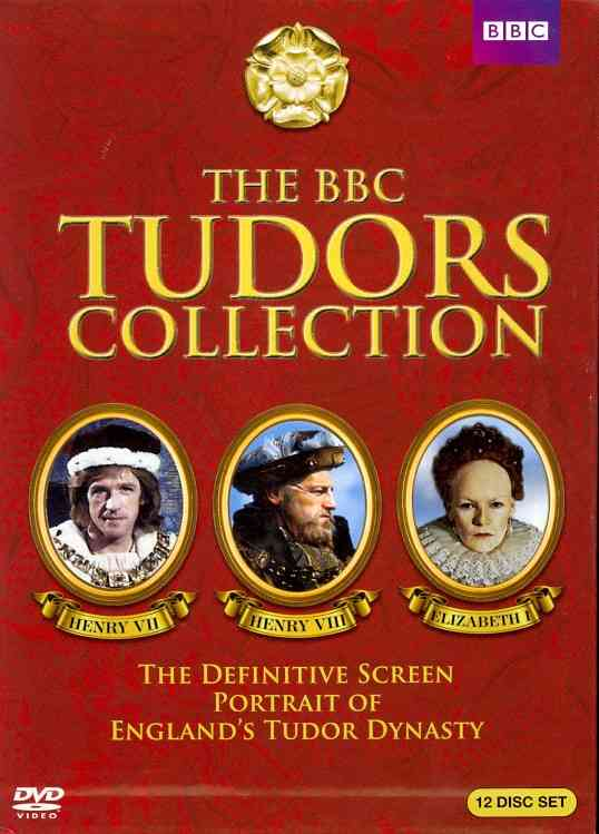 BBC TUDORS COLLECTION BY MAXWELL,JAMES (DVD)